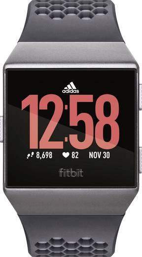 Smartwatch FitBit Ionic adidas edition Schwarz
