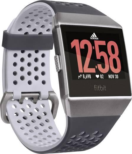 FitBit Ionic inkl. REPLIQUE Ball Smartwatch Schwarz