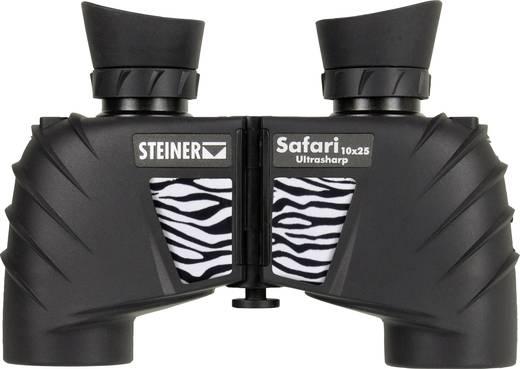 Fernglas Steiner UltraSharp 10x25 10 x 25 mm Schwarz