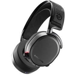 Steelseries Arctis Pro Wireless herný headset s Bluetooth, s USB, jack 3,5 mm bezdrôtový cez uši čierna