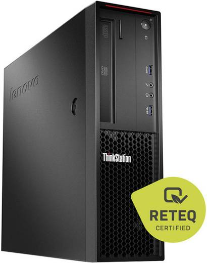 Desktop PC (Refurbished) Lenovo THINKSTATION P300 30AJ Intel Core i7 i7-4770 16 GB 256 GB SSD Windows® 10 Pro Intel HD