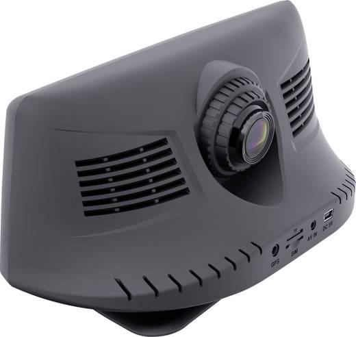 Phonocar VM321 Dashboard Multimediasystem Dashcam mit GPS WLAN, Touch-Screen, Display, Mikrofon