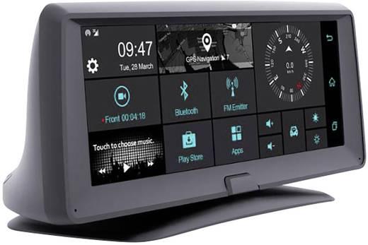 phonocar vm321 dashboard multimediasystem dashcam mit gps. Black Bedroom Furniture Sets. Home Design Ideas