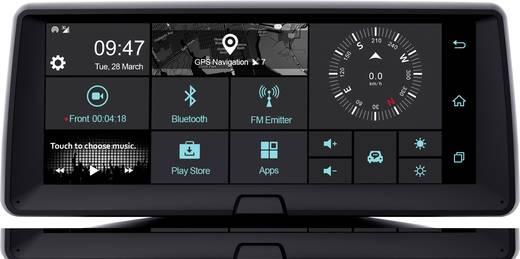 phonocar vm321e dashboard multimediasystem dashcam mit gps. Black Bedroom Furniture Sets. Home Design Ideas