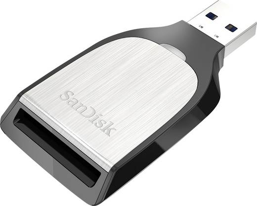 Externer Speicherkartenleser USB 30 SanDisk Extreme PROR Schwarz Kaufen