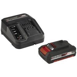 Náhradný akumulátor pre elektrické náradie, Einhell Power X-Change PXC Starter Kit 18V 2Ah 4512040, 18 V, 2 Ah, Li-Ion akumulátor