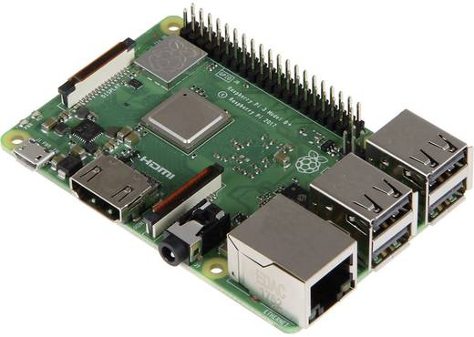 Raspberry Pi® 3 Model B+ Basic-Set 1 GB