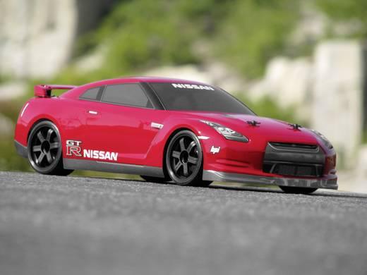 HPI Racing 17538 1:10 Karosserie Nissan GT-R R35 Unlackiert, nicht ausgeschnitten