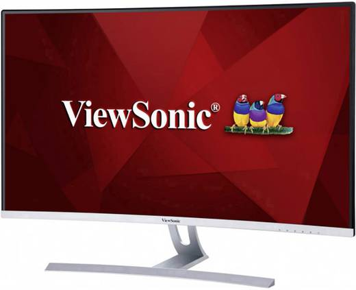 Viewsonic VX3217-C-MHD LED-Monitor 81.3 cm (32 Zoll) EEK A 1920 x 1080 Pixel Full HD 5 ms HDMI™, DisplayPort, VGA, Kopfh