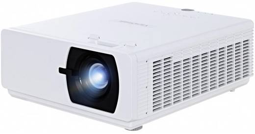 DLP Beamer Viewsonic LS800HD Helligkeit: 5000 lm 1920 x 1080 HDTV 100000 : 1 Weiß