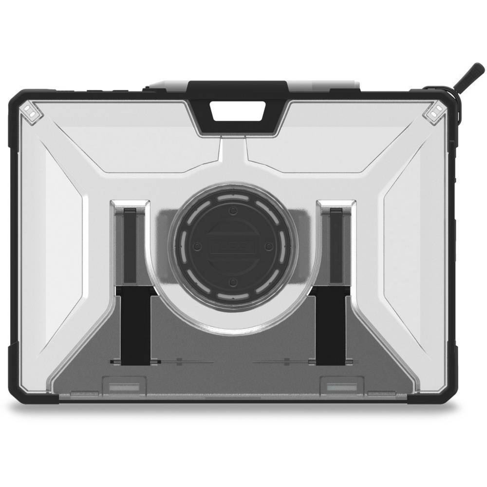 Urban Armor Gear Plasma Case För Microsoft Surface Pro, Pro 6 och Surface Pro 4 Silver