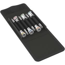 """Sada vložiek zástrčného kľúča so špirálovou drážkou, vonkajší TORX Wera 8740 B HF 05003185001, 3/8"""" (10 mm), 6-dielna"""