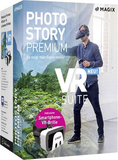 Magix Photostory Premium VR Suite Vollversion, 1 Lizenz Windows Bildbearbeitung