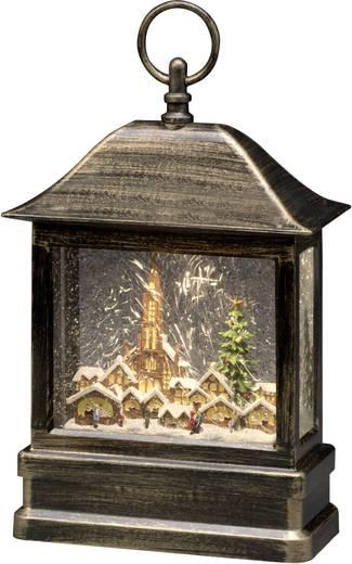 LED-Laterne Kirche Warm-Weiß LED (einfarbig) Konstsmide 4350-000