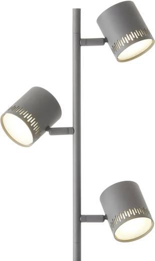 LED-Stehlampe 15 W Warm-Weiß Brilliant Cavi G73159/22 Dunkel-Grau, Sand
