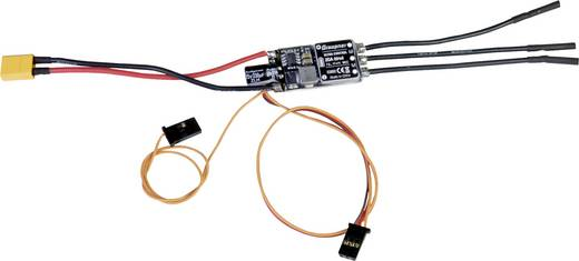 Flugmodell Brushless Flugregler Graupner Ultra 20 A BL Heli SBEC Belastbarkeit (max.): 20 A