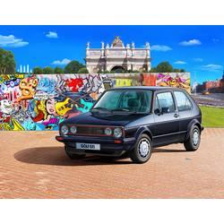 "Model auta, stavebnica Revell ""35 Years VW Golf GTI Pirelli"" 05694, 1:24"