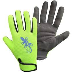Image of FerdyF. Garden-Gecko 1433-D Kunstleder Gartenhandschuh Größe (Handschuhe): Damengröße 1 Paar