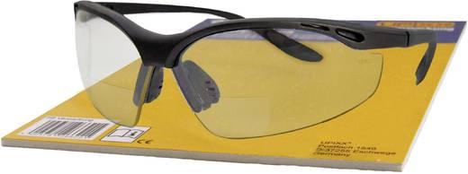Schutzbrille Upixx LETTURA Bifocal 26702SB-2,5 Schwarz DIN EN 166