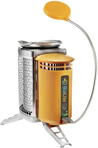 Camping-Leuchte BioLite FlexLite über USB 52 g Orange, Grau 006-6001103