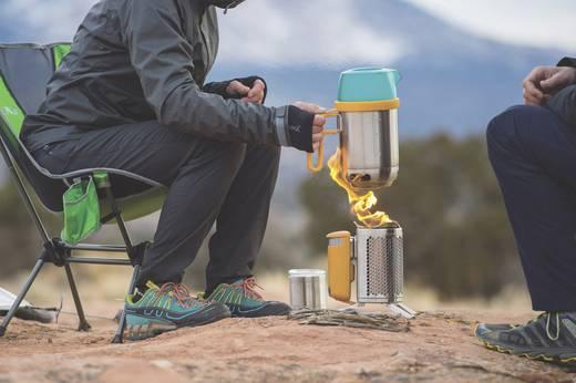 BioLite Camping Kocher CampStove 2 Bundle 006-6001122 Edelstahl, Kunststoff