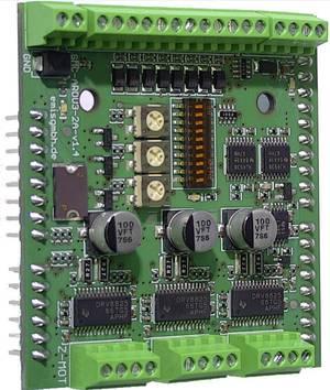 Schrittmotorsteuerung Arduino