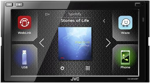 jvc kwm540bt doppel din autoradio bluetooth. Black Bedroom Furniture Sets. Home Design Ideas
