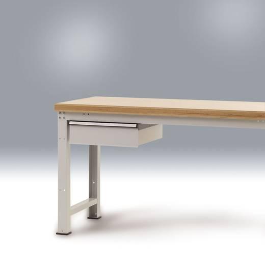 Manuflex Einzelschub Licht-Grau Anzahl der Fächer: 1