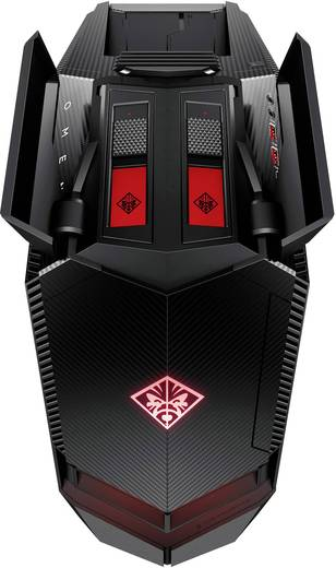 Gaming PC Omen by HP 880-154ng Intel Core i7 i7-8700 16 GB 1 TB HDD 256 GB SSD Windows® 10 Home Nvidia GeForce GTX1060