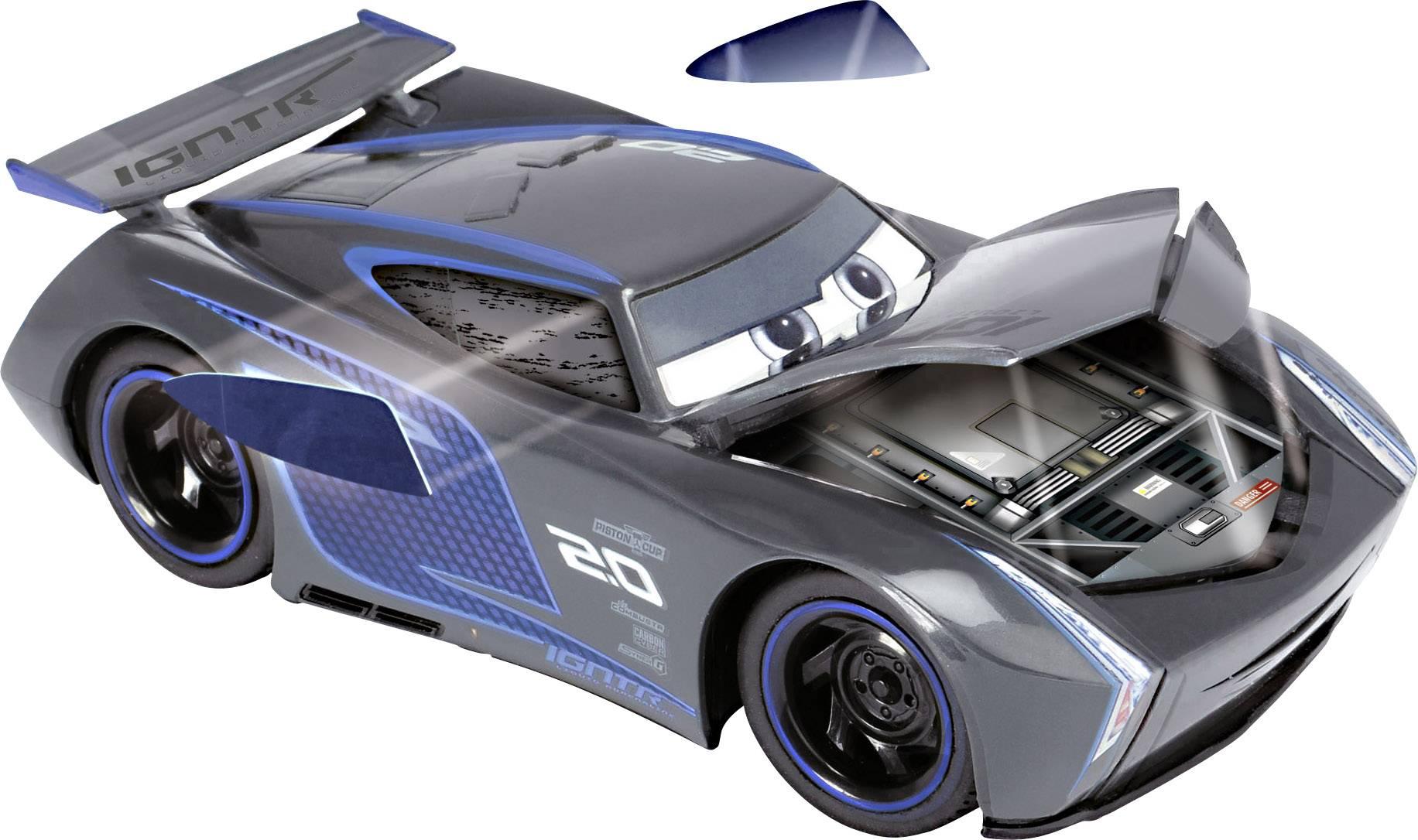 Dickie Toys 203084019 RC Cars 3 JS Crazy Crash 1:24 RC Einsteiger Modellauto Elektro Straßenmodell