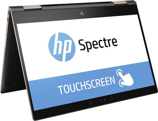 HP Spectre x360 13-ae001ng 33.8 cm (13.3 Zoll) Notebook Intel Core i5 8 GB 256 GB SSD Intel UHD Graphics 620 Windows®