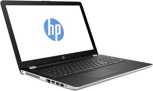 HP 15-bs130ng 39.6 cm (15.6 Zoll) Notebook Intel Core i5 8 GB 256 GB SSD AMD Radeon 520 Windows® 10 Home Schwarz/Silbe