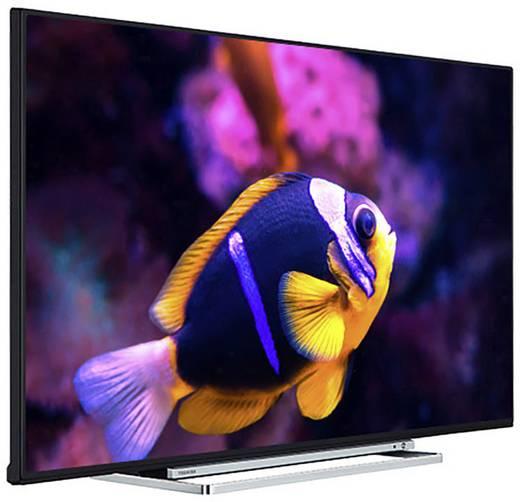 toshiba 65v6763da led tv 164 cm 65 zoll eek a a e. Black Bedroom Furniture Sets. Home Design Ideas