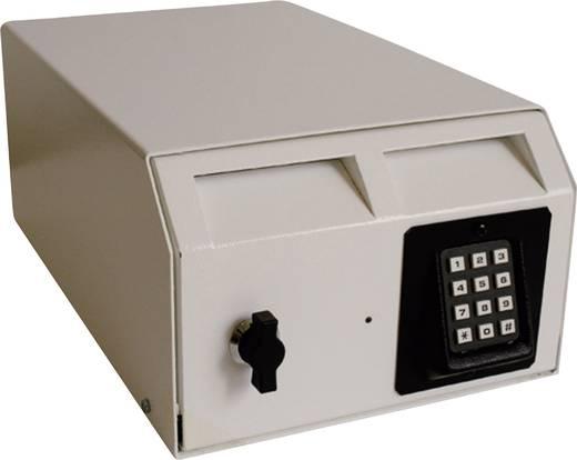 Ratiotec 69010 POS Safe RT 850 Twin Tresor mit 2 separaten Banknoteneinwürfen Zahlenschloss
