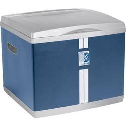 Přenosná lednice (autochladnička) MobiCool Hybrid B40, 12 V, 230 V, 38 l, modrá