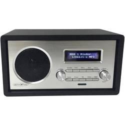 N/A Reflexion HRA1260i, AUX, Wi-Fi, internetové rádio, čierna