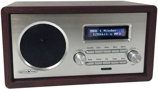Reflexion HRA1260i Internet Tischradio AUX, WLAN DLNA-fähig Holz
