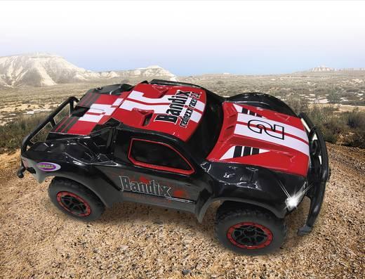 Jamara 410057 Bandix rednexx 2.0 1:43 RC Einsteiger Modellauto Elektro Monstertruck Allradantrieb