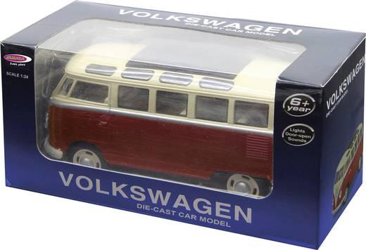 Jamara 405145 VW T1 Bus 1:24 RC Einsteiger Modellauto Elektro Straßenmodell