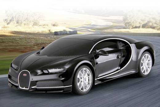jamara 405136 bugatti chiron 1 24 rc einsteiger modellauto elektro stra enmodell kaufen. Black Bedroom Furniture Sets. Home Design Ideas