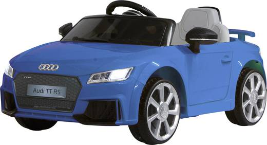 elektroauto jamara 12 v ride on audi tt rs rot kaufen. Black Bedroom Furniture Sets. Home Design Ideas