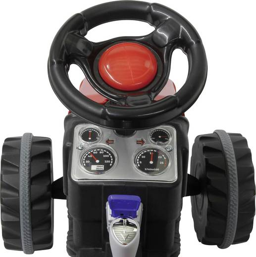 Elektrotraktor Jamara 6 V Ride-on Strong Bull Rot