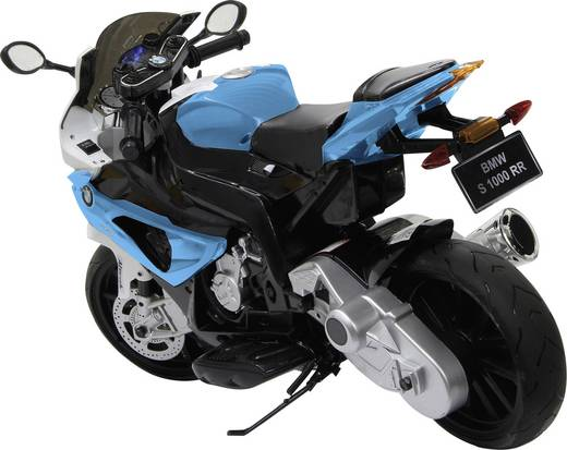 Elektromotorrad Jamara 12 V BMW S1000RR Blau