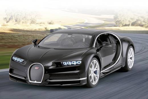 jamara 405134 bugatti chiron 1 14 rc einsteiger modellauto elektro stra enmodell. Black Bedroom Furniture Sets. Home Design Ideas
