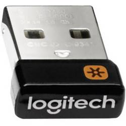 Bezdrôtový prijímač Logitech Pico USB Unifying Receiver-1, čierna