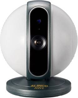 Image of Alinco AW-2 3845 WLAN IP Überwachungskamera 1280 x 720 Pixel