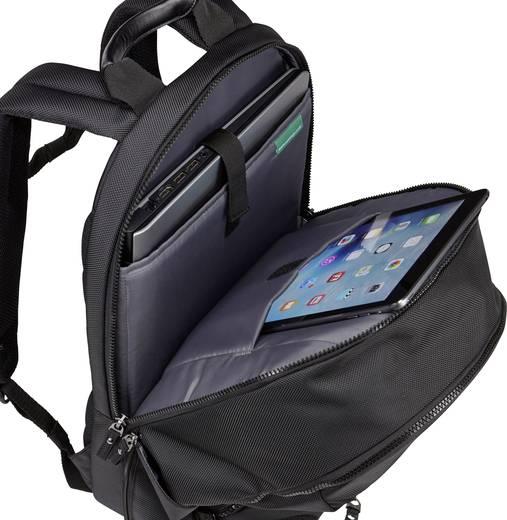 """case LOGIC® Notebook Rucksack Bryker Passend für maximal: 39,6 cm (15,6"""") Schwarz"""