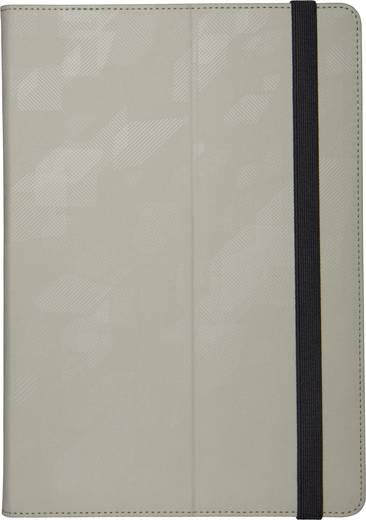 """case LOGIC® BookCase Tablet-Cover Passend für Display-Größe (Bereich): 22,9 cm (9"""") - 25,4 cm (10"""") Zementgrau"""