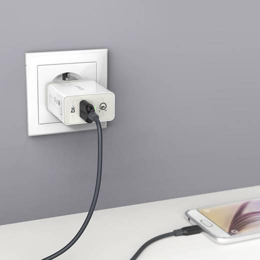 USB-Ladegerät Anker PowerPort+1 QC3.0 A2013324 Steckdose Ausgangsstrom (max.) 2400 mA 1 x USB Qualcomm Quick Charge 3.0