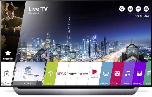 Lg Electronics Oled55c8 Oled Tv 139 Cm 55 Zoll Eek A A E Twin